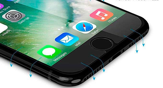 Лучшее защитное стекло для iPhone 7 или обычная пленка?
