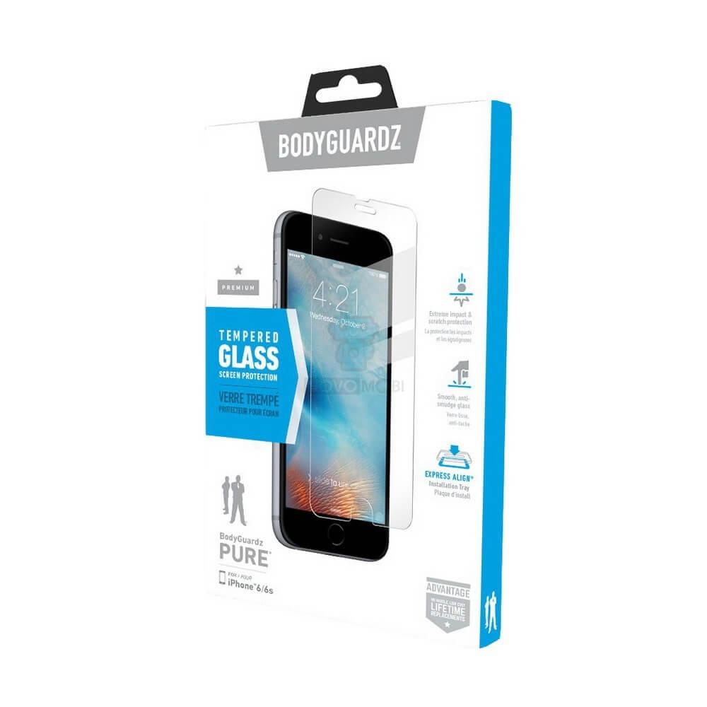 ТОП-3 BodyGuardz защитное стекло на айфон 7