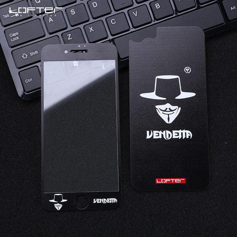 KOFTER - ТОП 3 Защитное стекло для iPhone 6