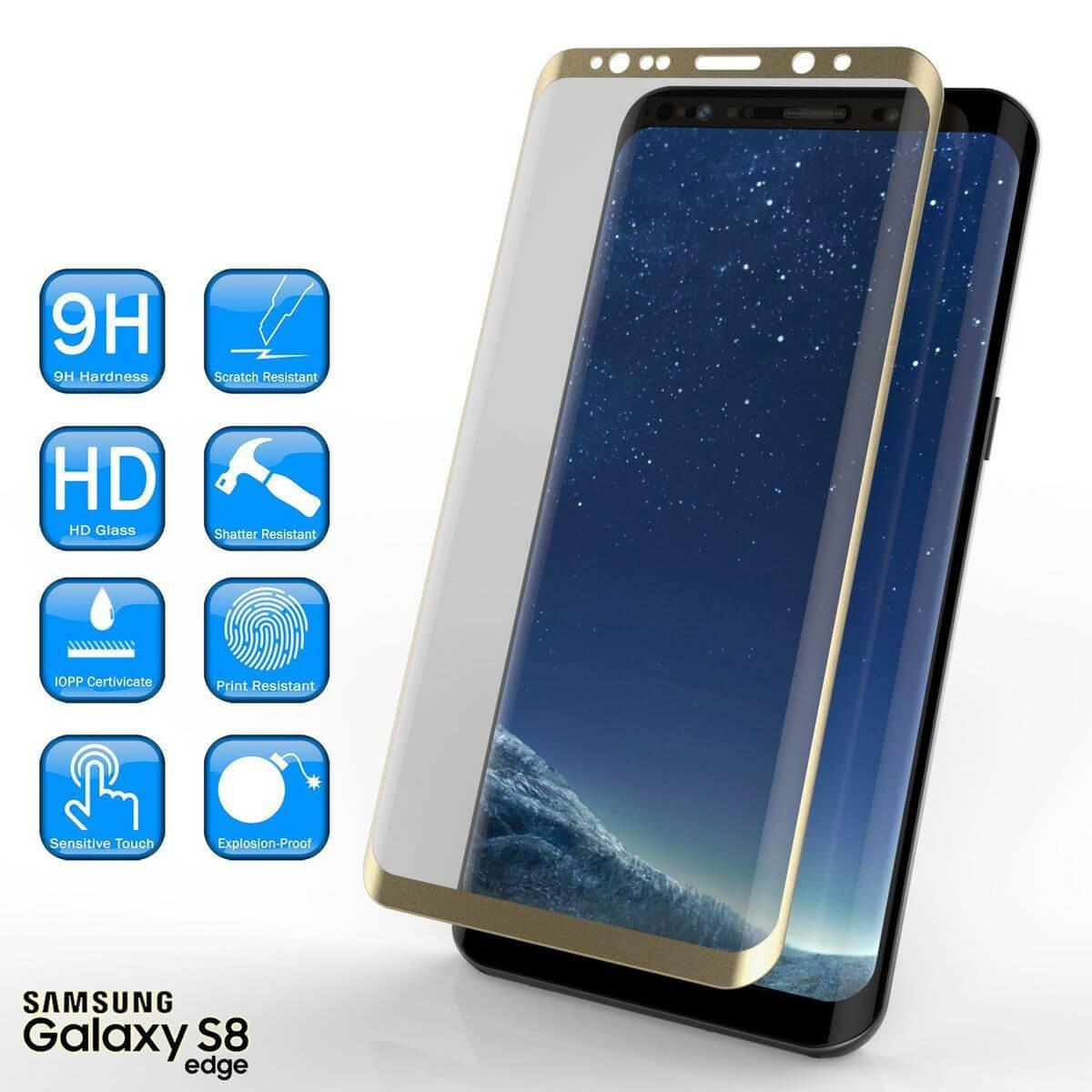 3D стекло для Galaxy S8