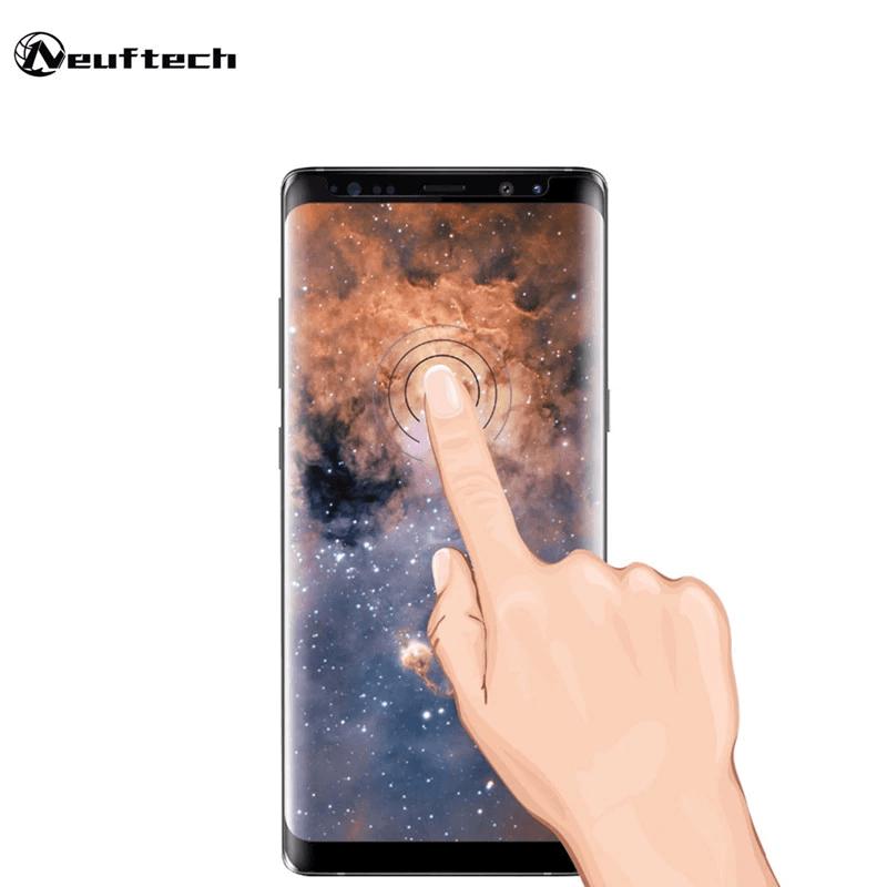 Neutech защитное стекло на Galaxy S8 для УФ лампы и клея