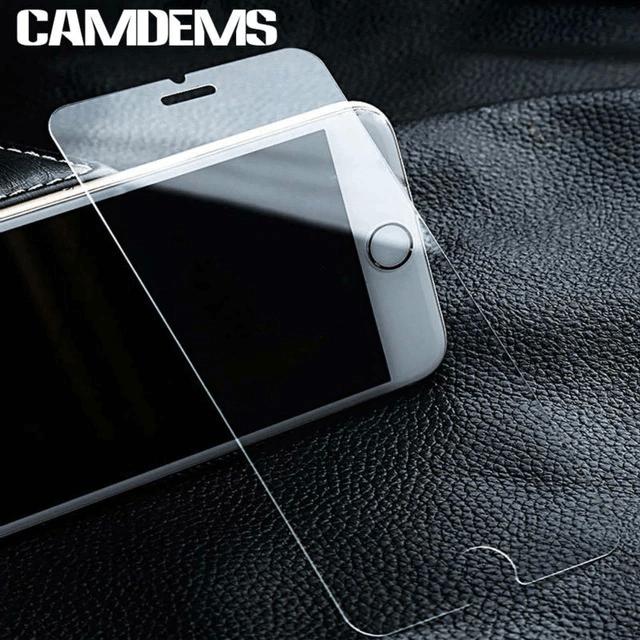 Camdems - 50 штук защитных стекол для iPhone 7 plus