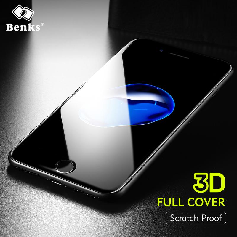 Benks защитное стекло для iPhone 7 Plus