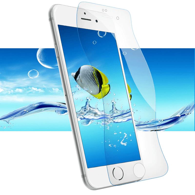 Защитная пленка для iPhone 7 на переднюю и заднюю часть