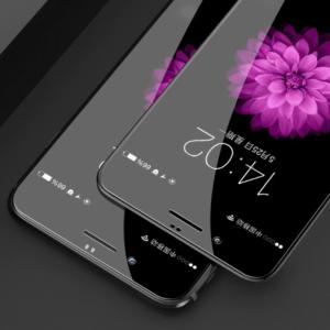 изображение защитного стекла для айфона 7+