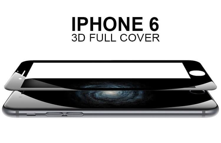 3D стекла для iPhonew 6 - 6S