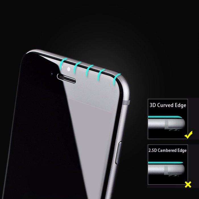 изображение защитного стекла форма граней 3 д