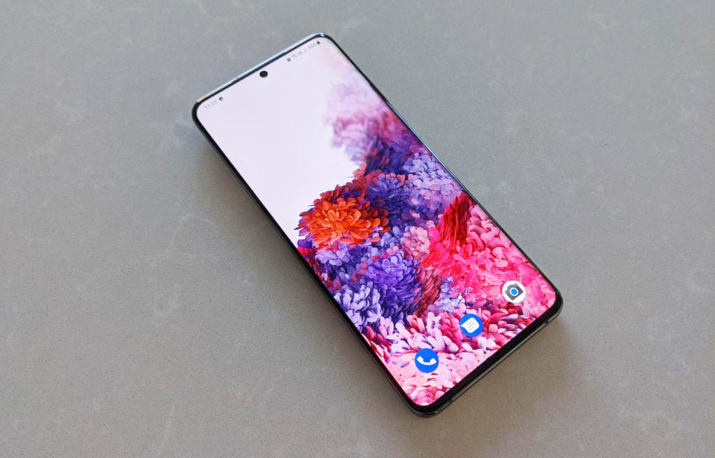 Выбираем стекло для Samsung s 20 ultra