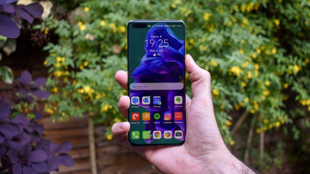 защитное стекло для Huawei P40 Pro